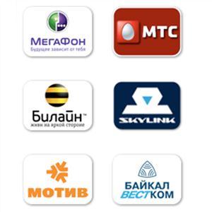 Операторы сотовой связи Кестеньги