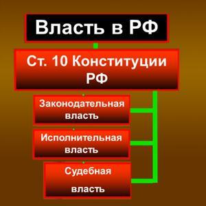 Органы власти Кестеньги