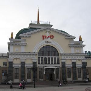Железнодорожные вокзалы Кестеньги